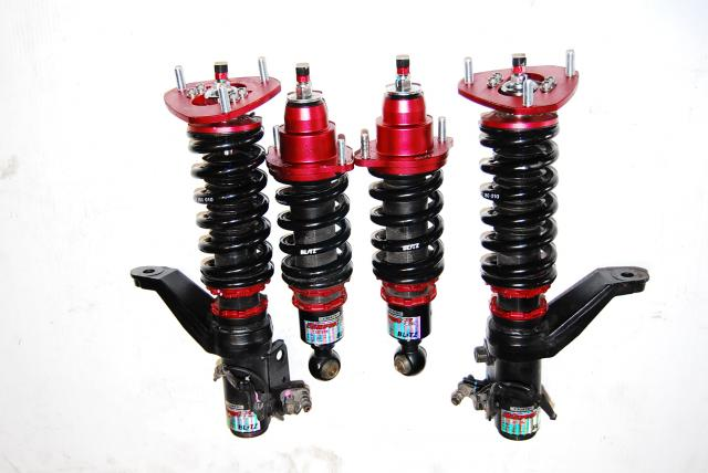 JDM DC5 BLITZ DAMPER ZZR ADJUSTABLE SUSPENSION