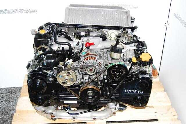 JDM Subaru WRX 2002-2005 EJ205 Engine ( AVCS VERSION)