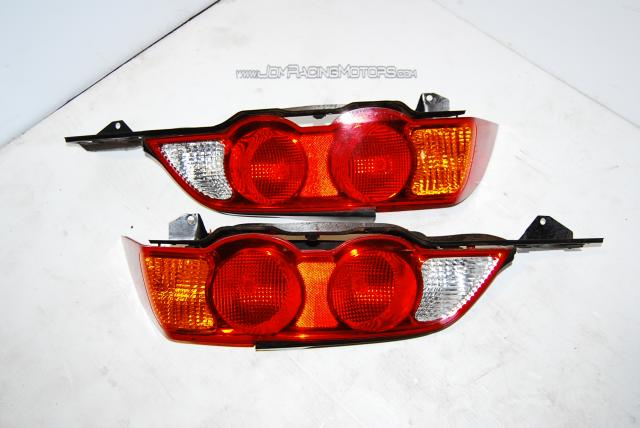 JDM Acura RSX K20A DC5 Type-R Tail Lights 2002-2004