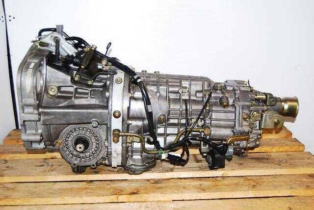 JDM STI 6 Speed Transmission TY856WB1CA