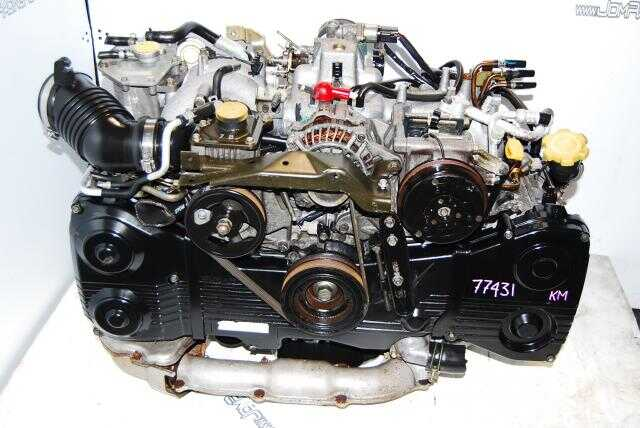 SUBARU IMPREZA WRX 2002-2005 EJ205D ENGINE LONG BLOCK