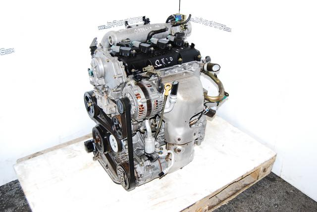 JDM Nissan Altima 2002-2006 QR20 Engine - Replacement for QR25 Motor