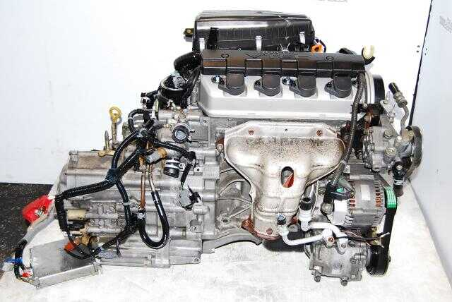 Honda Civic D17a 1 7 Vtec Motor 2001 2002 2003 2004 2005
