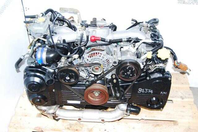 JDM EJ205 Turbo Motor, AVCS Model, WRX 2002-2003-2004-2005