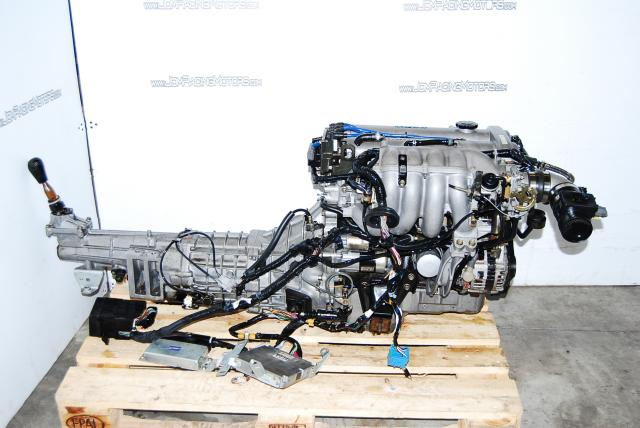 MAZDA MIATA 1.8L ENGINE BP 5A