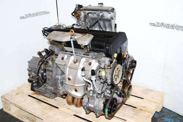 HONDA CR-V P8R ENGINE With 4WD Automatic Transmission
