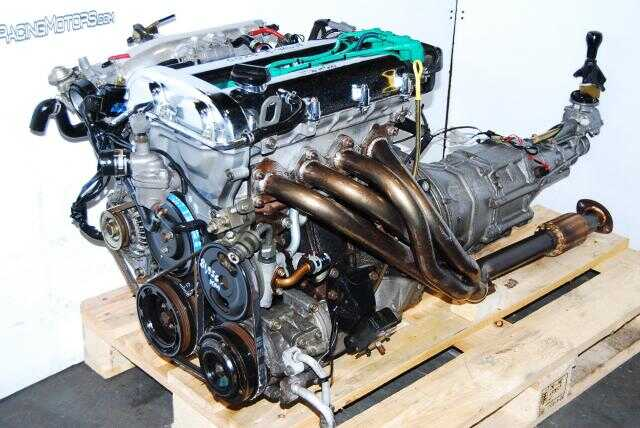 MAZDA MIATA B6 1.6L ENGINE 5SPEED TRANSMISSION