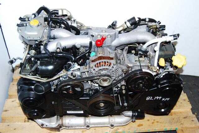 2002-2005 WRX IMPREZA REPLACEMENT MOTOR