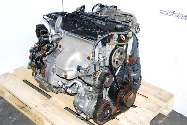 Honda Accord 2.3l VTEC Engine 1998-2002 Automatic Transmission