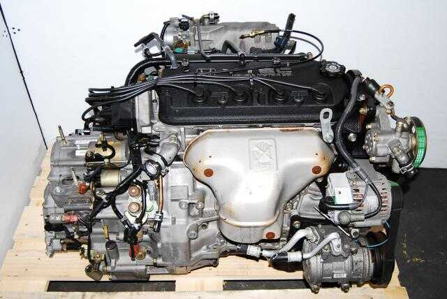 Honda Accord 2.3 VTEC Engine 1998 Automatic Transmission