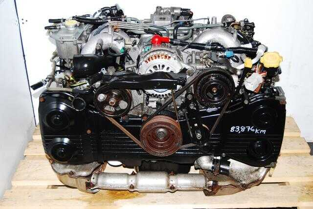 JDM SUBARU LEGACY B4 ENGINE STAGE2