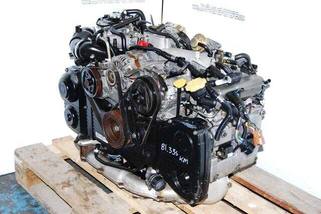 WRX IMPREZA EJ205 TURBO AVCS ENGINE