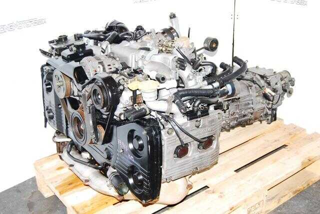 JDM EJ20G WRX TURBO ENGINE