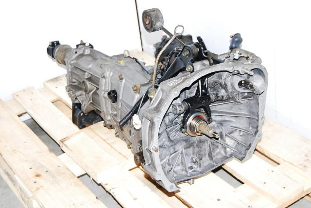 JDM 5 Speed TY755VB1AA Transmission with R160 4.444 Matching Diff