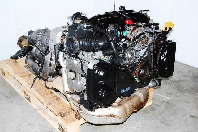 JDM Subaru Legacy BP5, BL5 EJ20X Quad AVCS Turbo Engine