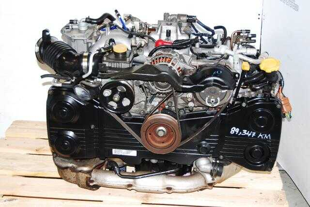 Subaru Impreza WRX 2002-2005 EJ205D Engine Long Block,