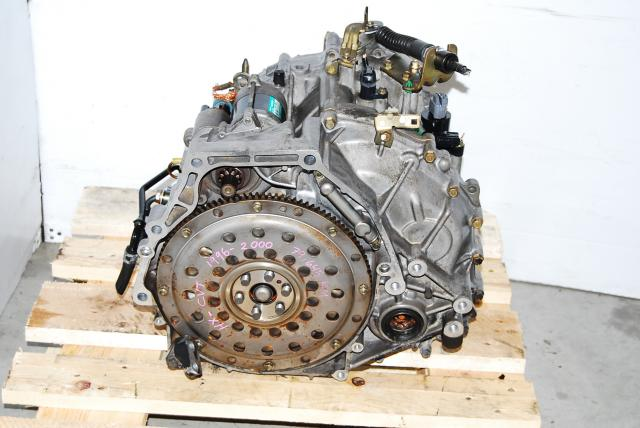 Honda Civic HX CVT 1996-2000 M4VA Automatic Transmission