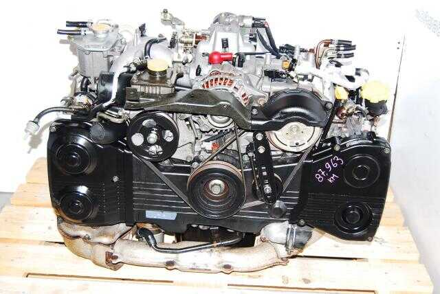 Subaru Impreza WRX 2002-2005 EJ205 Engine long block