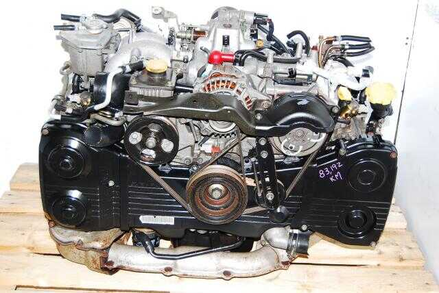 Subaru Impreza WRX 2002-2005 Engine long Block, EJ205D
