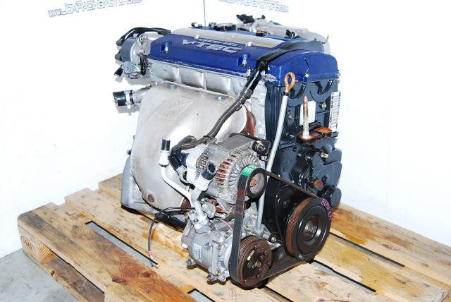 Honda H23A DOHC VTEC Engine Long Block