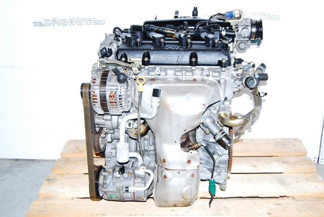 Nissan Altima Motor QR20 2.0 replacement for QR25 2.5