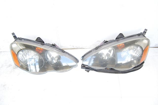 JDM Acura RSX 2002-2005 HID Headlights DC5 Model