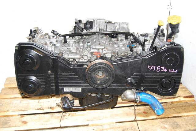 JDM Subaru WRX 2002-2005 EJ205 Engine Block