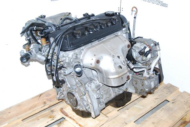 Honda Accord F20B SOHC Engine replacement for F23A VTEC Engine