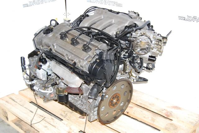 JDM KL ZE CURVED NECK ENGINE, MOTOR KLZE V6 2.5
