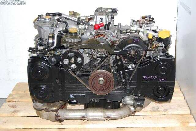Subaru Impreza WRX EJ205D Engine, TD04 Turbo