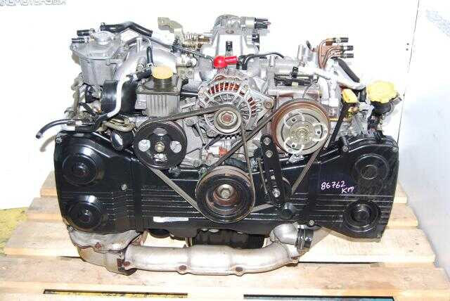 SUBARU EJ205 Engine, WRX 02-05 Motor with Turbo