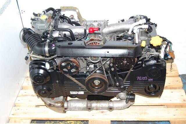 JDM EJ205 WRX Engine, AVCS Type