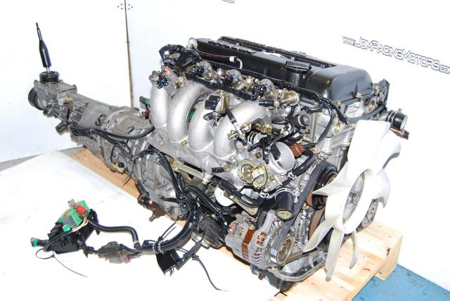 JDM NISSAN SR20DET BLACKTOP S13 PACKAGE