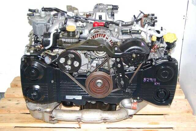 Subaru Impreza WRX 2.0 Turbo Engine, 2002-2005 WRX