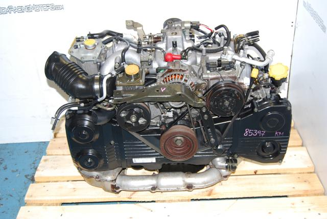 2002-2005 2.0 Turbo EJ205 Engine Subaru Impreza WRX