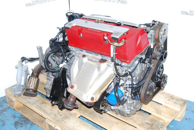JDM K20A RSX TYPE-R Engine, Y2M3 6 speed Transmission