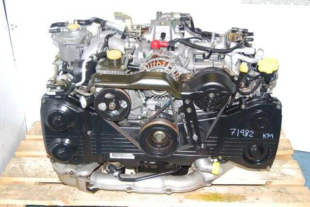 Subaru EJ205 WRX Engine, 2.0L Turbo Motor
