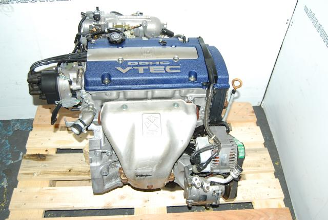 H23A Honda Accord Engine