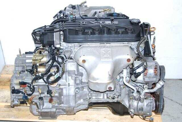 Honda Accord 1998-2002 F23A Engine 2.3L VTEC SOHC Motor