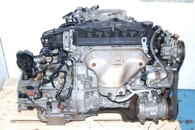 Honda Accord 1998-2002 F23A 2.3L VTEC Engine & Transmission