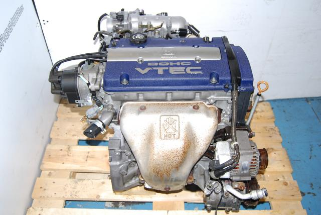 H23A VTEC  2.3L DOHC HONDA ACCORD OBD2 ENGINE