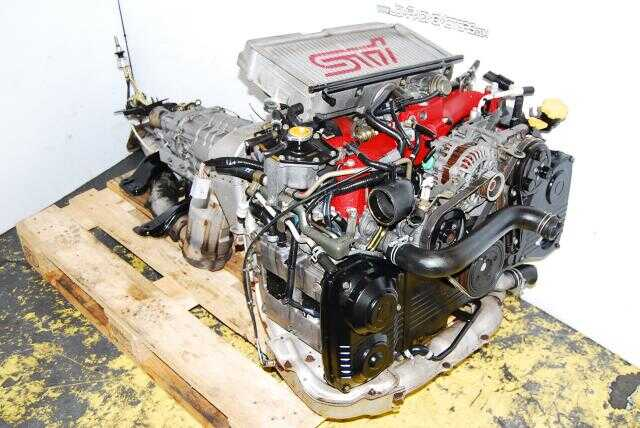 JDM EJ207 VERSION 7 ENGINE PACKAGE