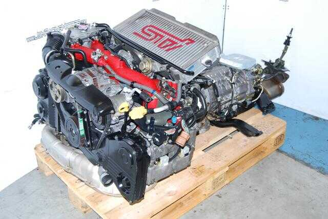 JDM EJ207 VER 9 Spec-C Engine, TY856WB7JA Transmission