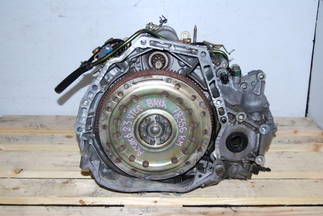 Honda Accord BAXA Automatic Transmission 1998-2002