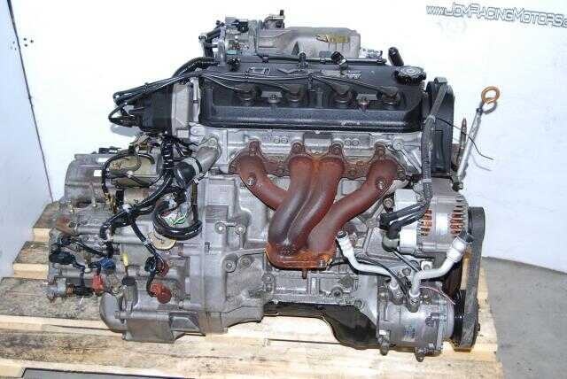 Honda Accord F23A 2.3 VTEC Engine, BAXA Automatic Transmission