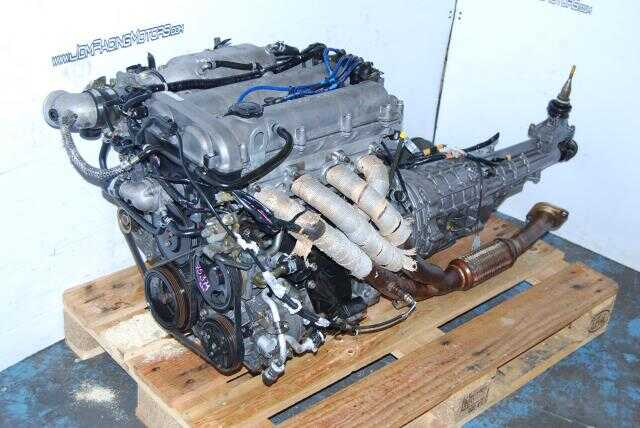 JDM Mazda Miata 1998-2001 BP Engine & 6-Speed Manual Transmission