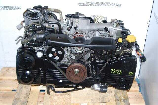 Subaru Impreza WRX 2002-2005 Engine Long Block (EJ205)
