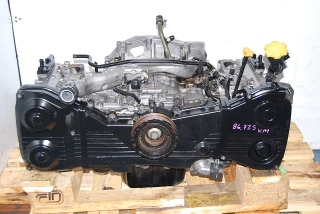 Subaru WRX 2002-2005 EJ205 DOHC Engine Block