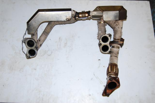 JDM Subaru Single Scroll Headers EJ205, EJ207, EJ255