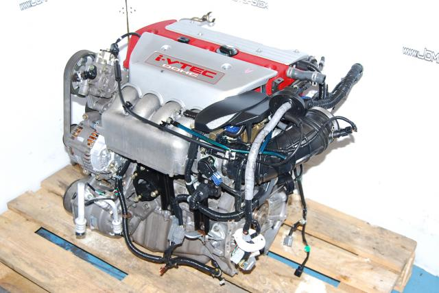 JDM K20A RSX Type-R Engine LONG Block